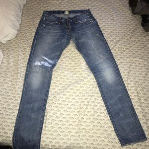 Distressed Lucky Brand Jeans size:4/27